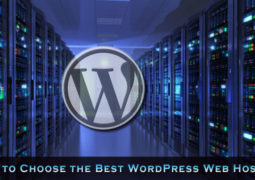 Choose Best WordPress Web Hosting