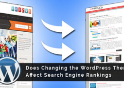 Does Changing the WordPress Theme Affect Search Engine Rankings?