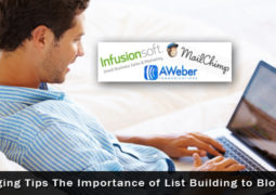Blogging Tips The Importance of List Building to Bloggers