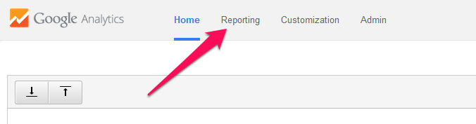 Reporting Google Analytics