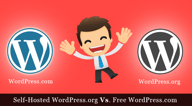 Self Hosted WordPress Vs. Free WordPress