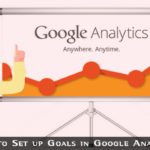 Set Up Goals In Google Aanalytics