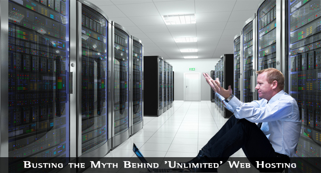 Unlimited Web Hosting Myth
