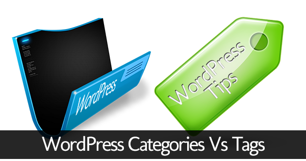 WordPress Categories or Tags