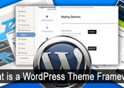 WordPress Framework