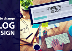 Change a Blog Design