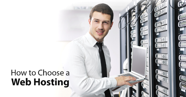 How to Start a Blog: Step #2 How to Choose a Web Host