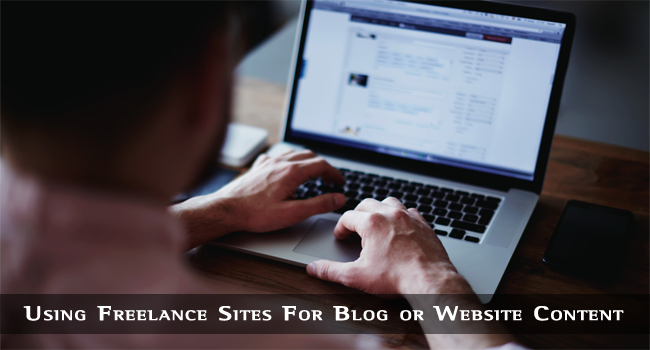 Freelance Sites for Blog