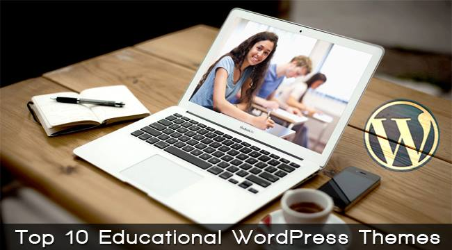 Top 10 Educational WordPress Themes