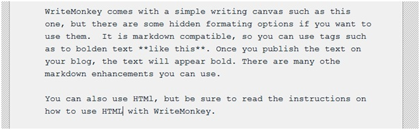 WriteMonkey