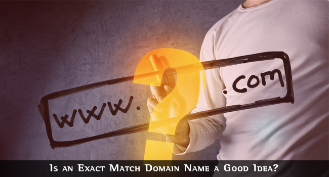 Exact Match Domain Name