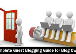 Guest Blogging Guide for Blog Owners