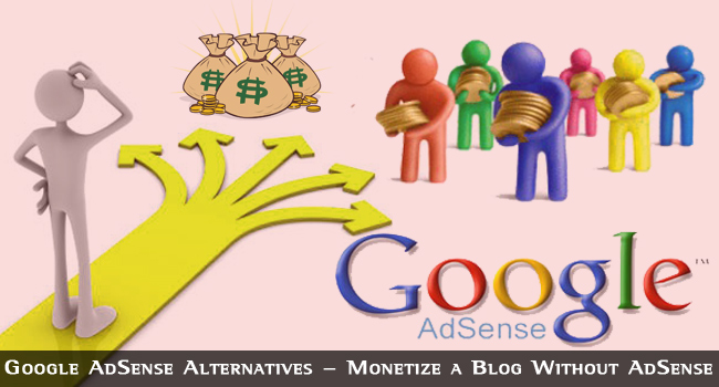 Alternatives to Google AdSense